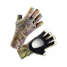 VEDUTA Перчатки солнцезащитные UV Gloves Reptile Skin Forest Camo M мужские