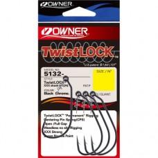OWNER Крючок Twist Lock CPS BC №4/0 4шт