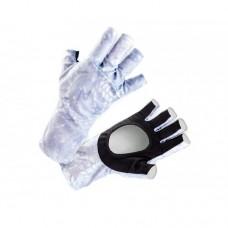 VEDUTA Перчатки солнцезащитные UV Gloves Reptile Skin Albino M мужские