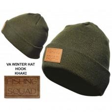 VEDUTA Шапка зимняя Winter Hat Cuff Fishing squad хакки