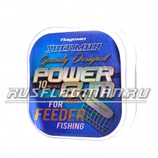 FLAGMAN Амортизатор для фидера Feeder Gum Sherman 10м d0,8мм