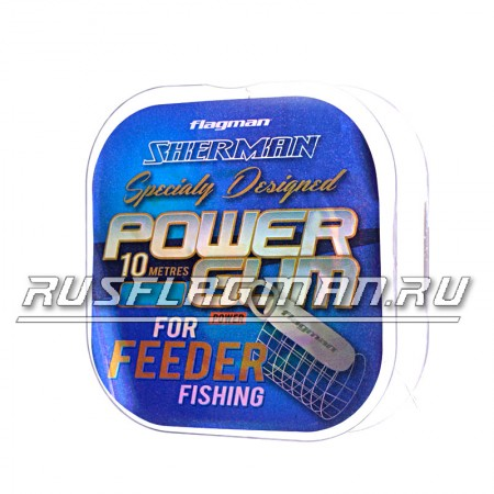 Амортизатор фидера Flagman Feeder Gum Sherman 0.80