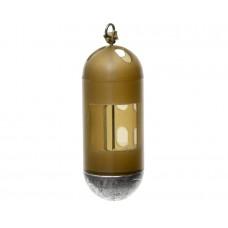 FLAGMAM Кормушка фидерная для опарыша пластиковая средняя 30г