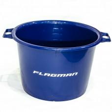 FLAGMAN Ведро для прикормки 40л синее