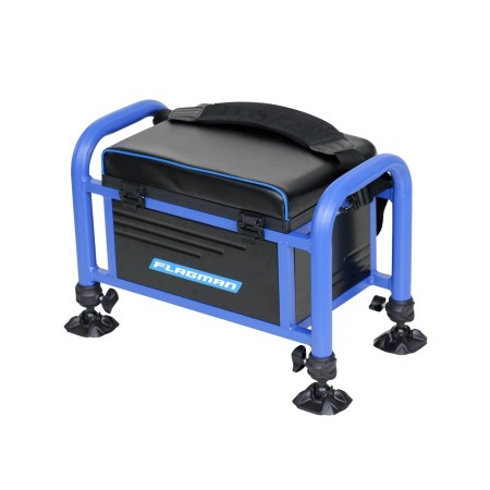Платформа-кресло с ящиком для аксессуаров SHERMAN SMALL SEATBOX Ø36мм