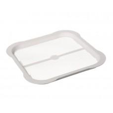 FLAGMAN Сито для промывки мотыля Plastic Riddle 15x15см L