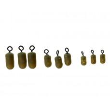 FLAGMAN Бусины отбойные с вертлюгами Swivel Shock Beads (L-3шт,M-3шт,S-3шт) 9шт