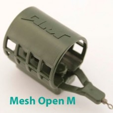Корм.из пласт.MESH OPEN M-30мл,50гр.,зел.