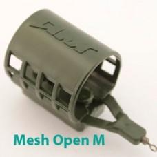 Корм.из пласт.MESH OPEN M-30мл,60гр.,зел.
