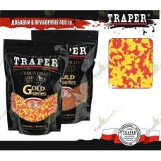 01157 Bread crumb mix fluo TRAPER сухари микс флюо 400гр