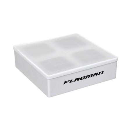 FLAGMAN Коробка набор для наживки 185х185х55мм