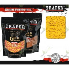 01154 Bread crumb yelow TRAPER сухари желтые 400гр