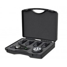Carp Pro Набор сигнализаторов поклевки Hastam 4+1 электронный лампа