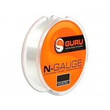 Леска Guru N-Gauge 0,17мм 100м