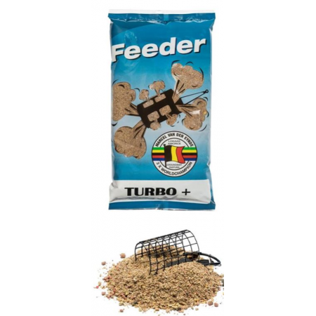 Прикормка Feeder Turbo+ (VDE) Фидер Турбо+ 1кг