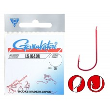 Крючок одинарный Gamakatsu LS-1040R Red №14