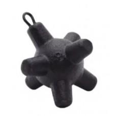 Груз маркерный X-FEEDER BOMB 120 г (Matt Black)