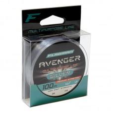 Леска Flagman Avenger Silver Line 100м 0,20мм