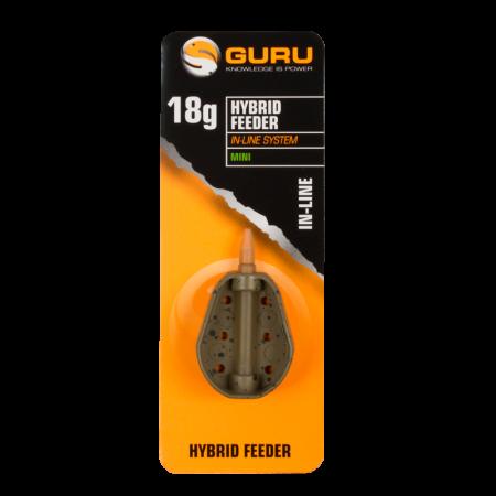 Кормушка Guru Hybrid feeder Inline Small 18гр