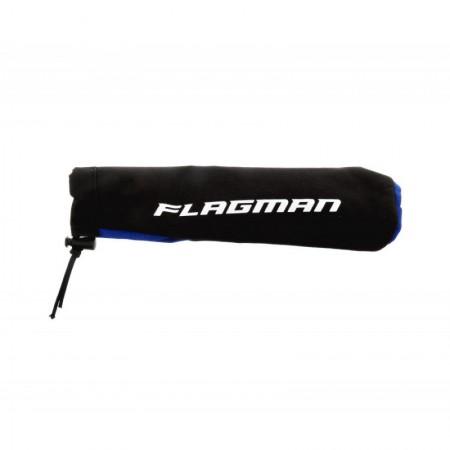Чехол для защиты вершинок Flagman Tip Protector 26x4.5 см Black-Blue
