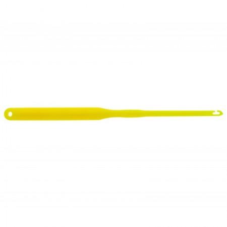Экстрактор для крючка пластиковый желтый