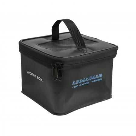 Емкость для наживки Flagman Armadale Worm Box EVA 20x20x15 см (большая)