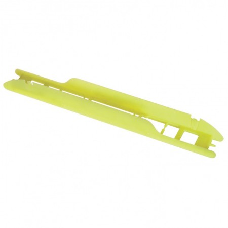 Flagman Мотовило пластиковое желтое 20см