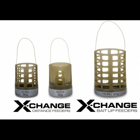 Кормушка Guru X-Change Distance Feeder Cage Medium 40гр + 50гр
