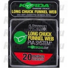 Сетка PVA запасная Korda Longchuck Funnel Web Hexmesh 5m