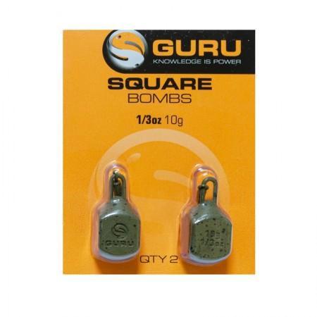 Груз Guru Square Pear Bomb 10гр