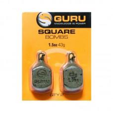 Груз Guru Square Pear Bomb 43гр