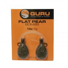 Груз Guru Flat Pear Bomb 10гр