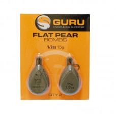 Груз Guru Flat Pear Bomb 15гр