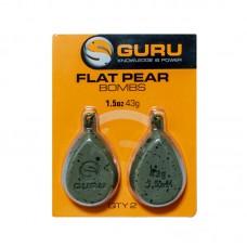 Груз Guru Flat Pear Bomb 43гр