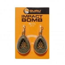 Груз-кормушка Guru Impact Bomb 57гр