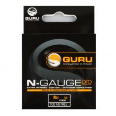 Леска Guru N-Gauge Pro 0,10мм 100м