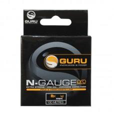 Леска Guru N-Gauge Pro 0,09мм 100м