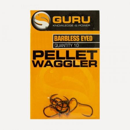 Крючок Guru Pellet Waggler Hook №10