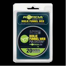 Сетка PVA запасная Korda Boilie Funnel Web Micromesh 20m