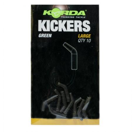Лентяйка Korda Kickers Green Large для крючка №1-4