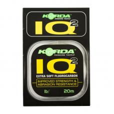 Поводковый материал Korda IQ2 Extra Soft 0.40мм