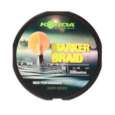 Шнур Korda Marker Braid 300м 20lb