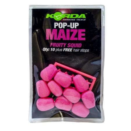 Имитационная приманка Korda Maize Pop-Up Pink