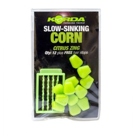 Имитационная приманка Korda Maize Slow Sinking Green