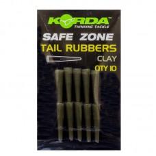 Конус для безопасной клипсы Korda Safe Zone Rubbers Clay