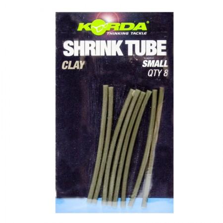 Трубка термоусадочная Korda Shrink Tube Brown 1.2мм