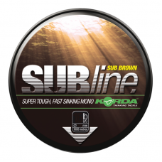 Леска Korda Subline Brown 0,30мм