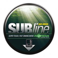 Леска Korda Subline Green 0,30мм