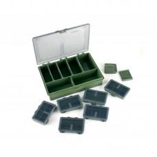 Коробка Carp Pro Academy средняя 27Х20см  + 6 маленьких коробок
