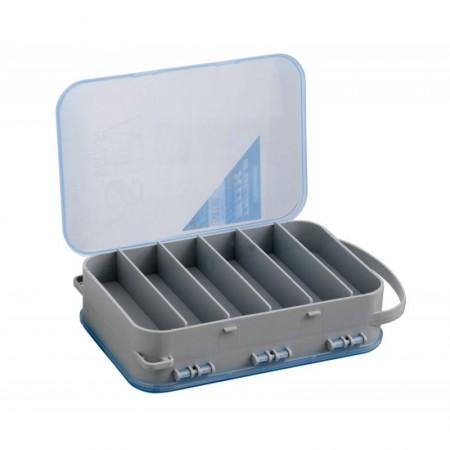 Коробка Flagman 2х-сторонняя 15 отделений 184х135х50мм